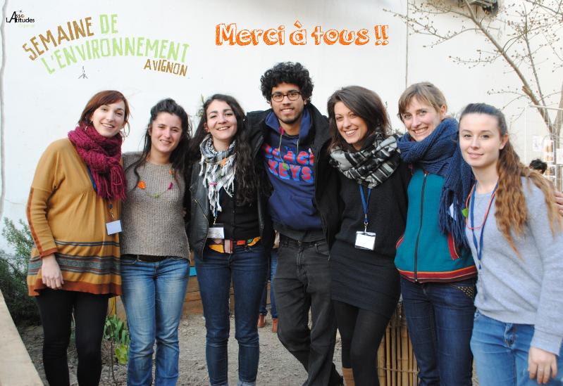 semaine de l'environnement 2015