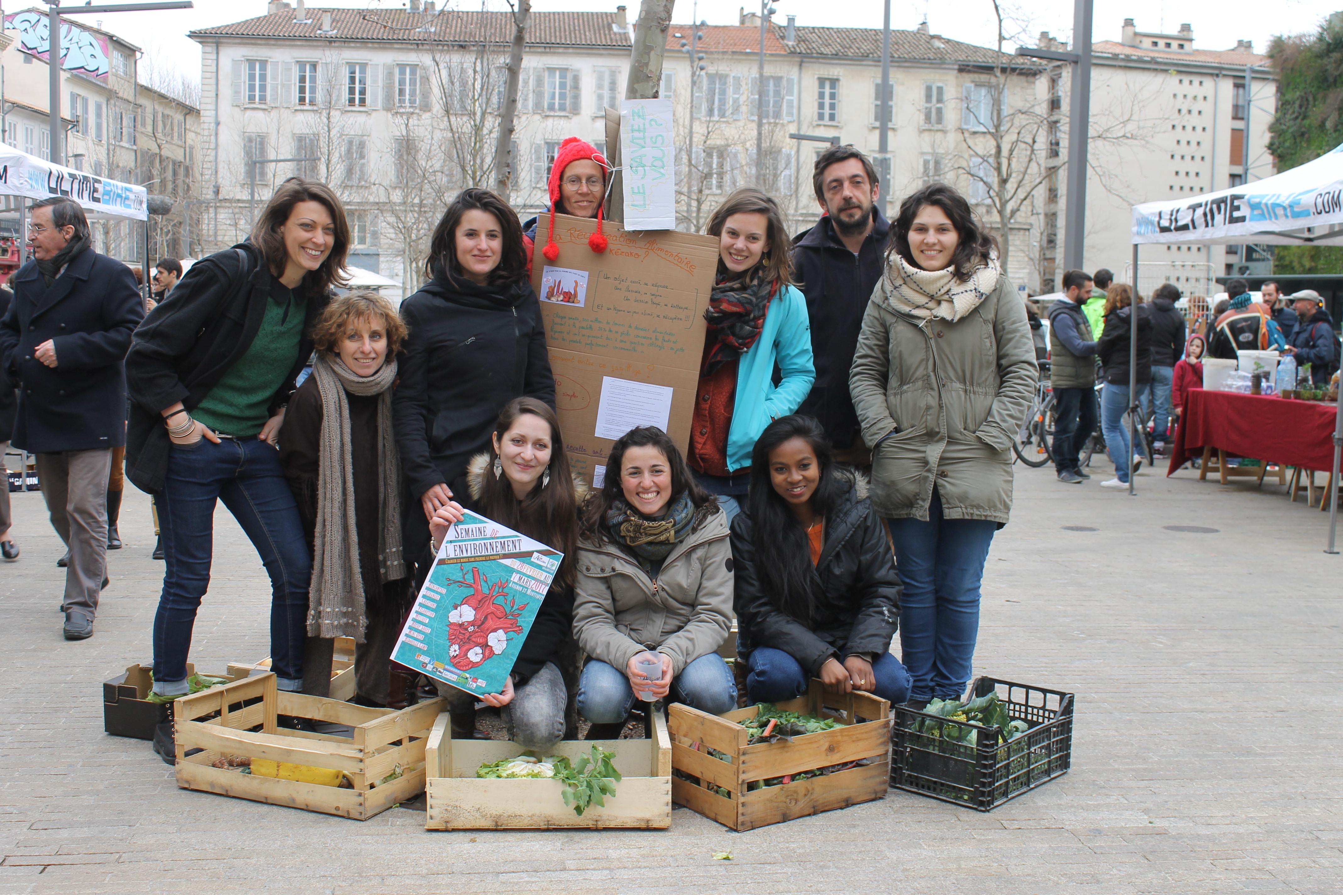 Café Jardin parle de la journée du Samedi de la SDE 2017