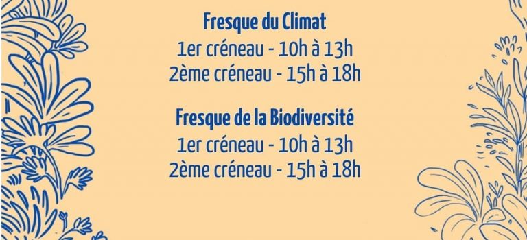 Le programme de la semaine de l'environnement 2021 est arrivé !